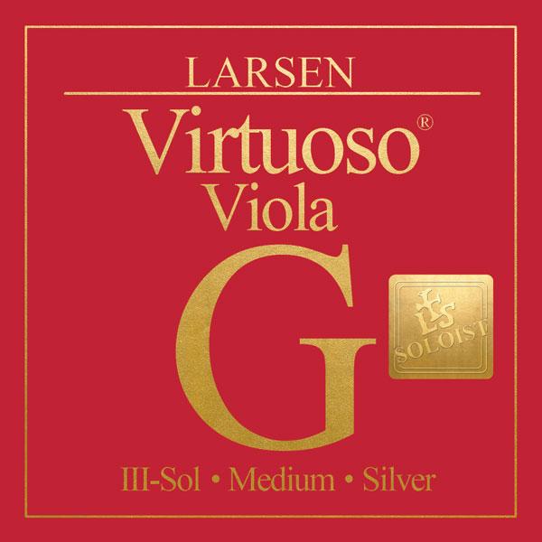 Larsen Strings Virtuoso® Viola G Soloist