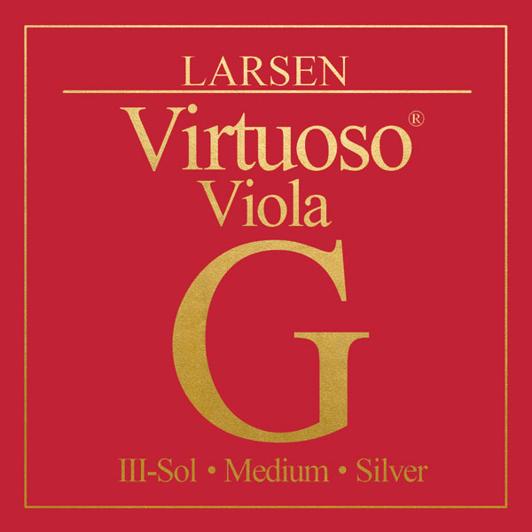 Larsen Strings Virtuoso® Viola G