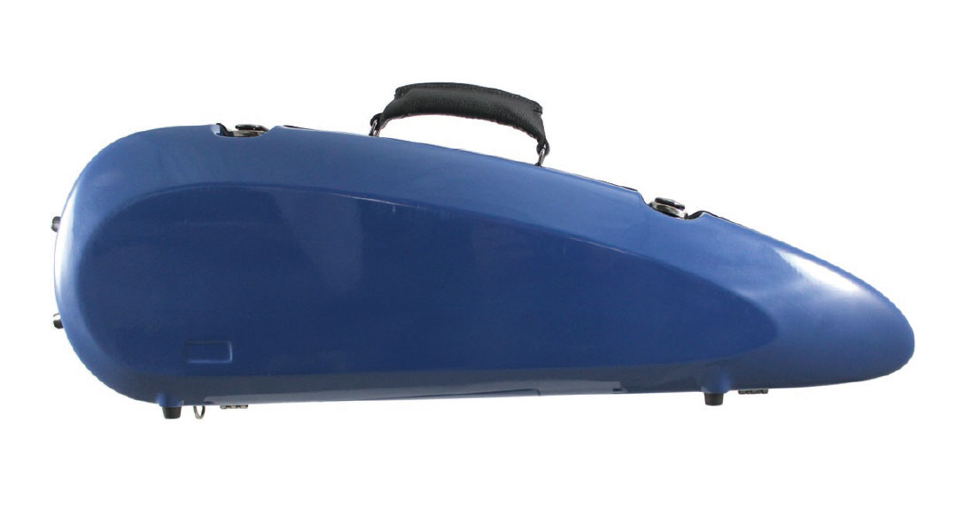 Sinfonica Violin Case Blue