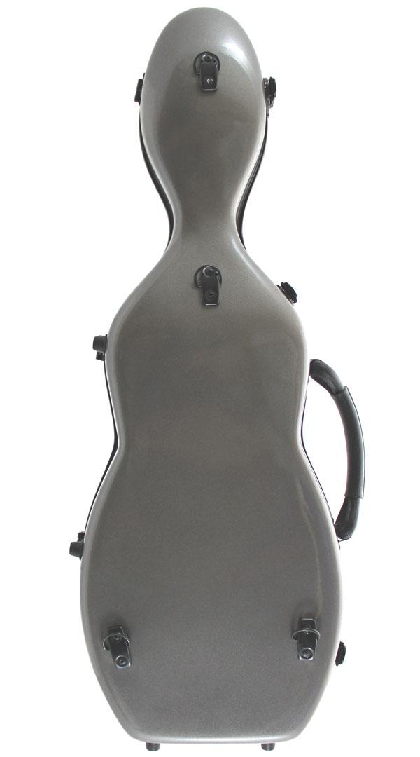GSJ Cellissimo Gun Metal Grey Back