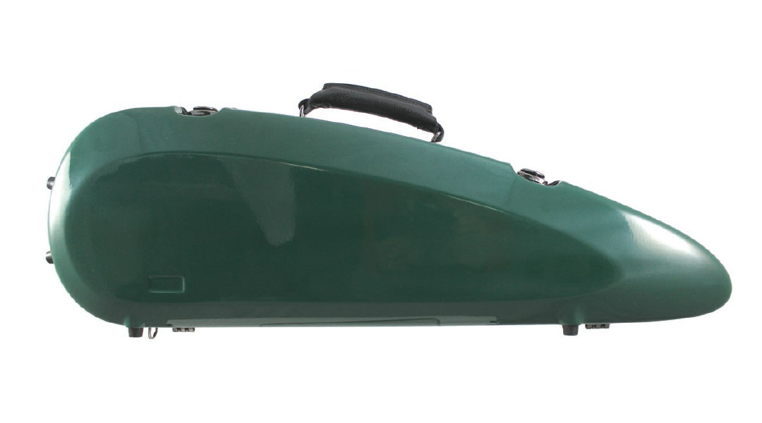 Sinfonica Violin Case Green