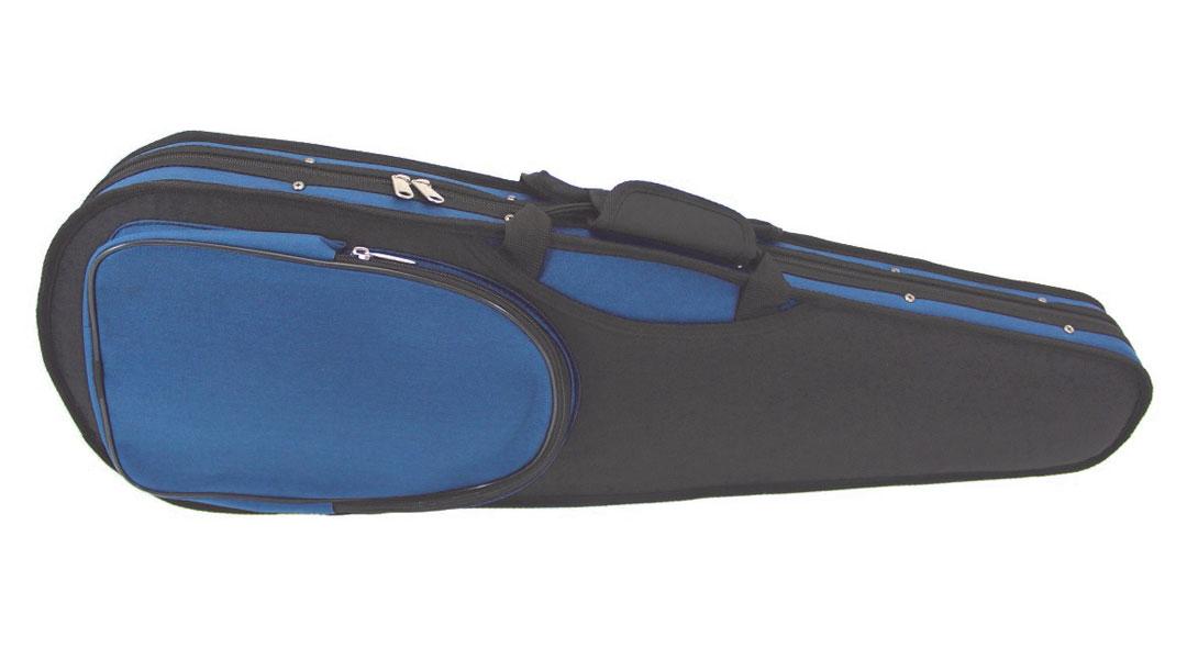 GSJ Black/Blue Shaped 4/4-1/8