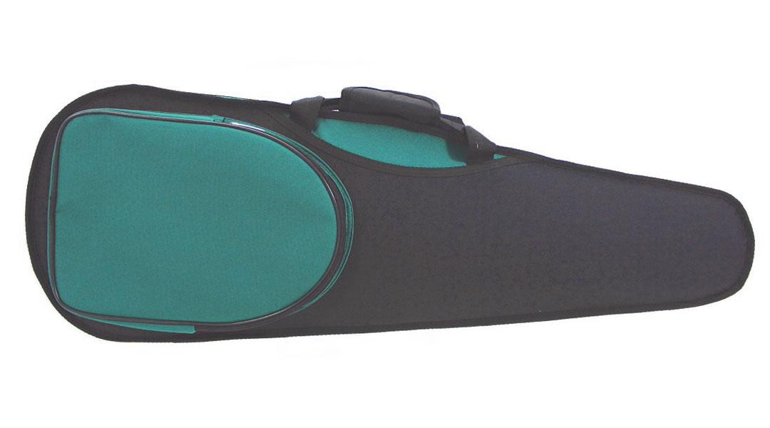 GSJ Black/Green Shaped 4/4