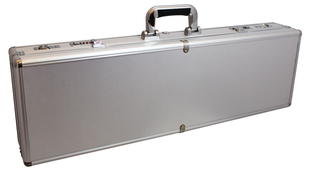 VC183 Silver Flight Cases Style for Violin