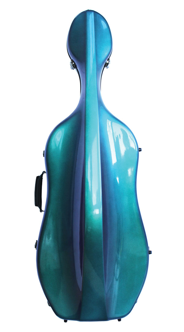 K2 Iridescent Cello Case