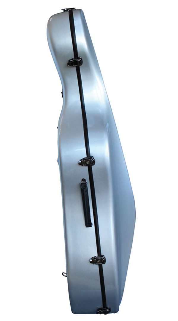 K2 Silver Cello Case