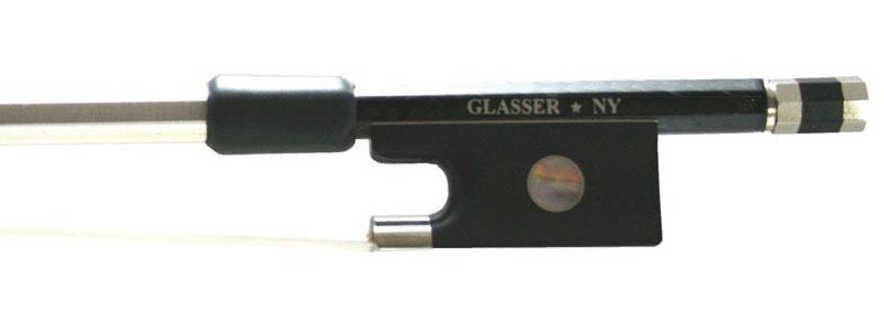 VB091 Glasser Bows Carbon Fibre Frog