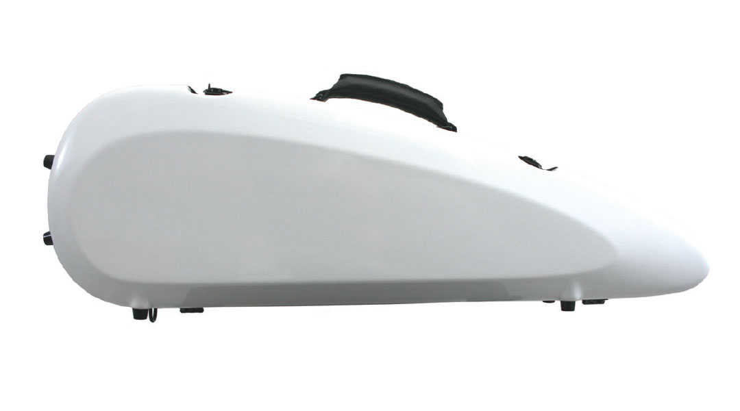 Sinfonica Violin Case White