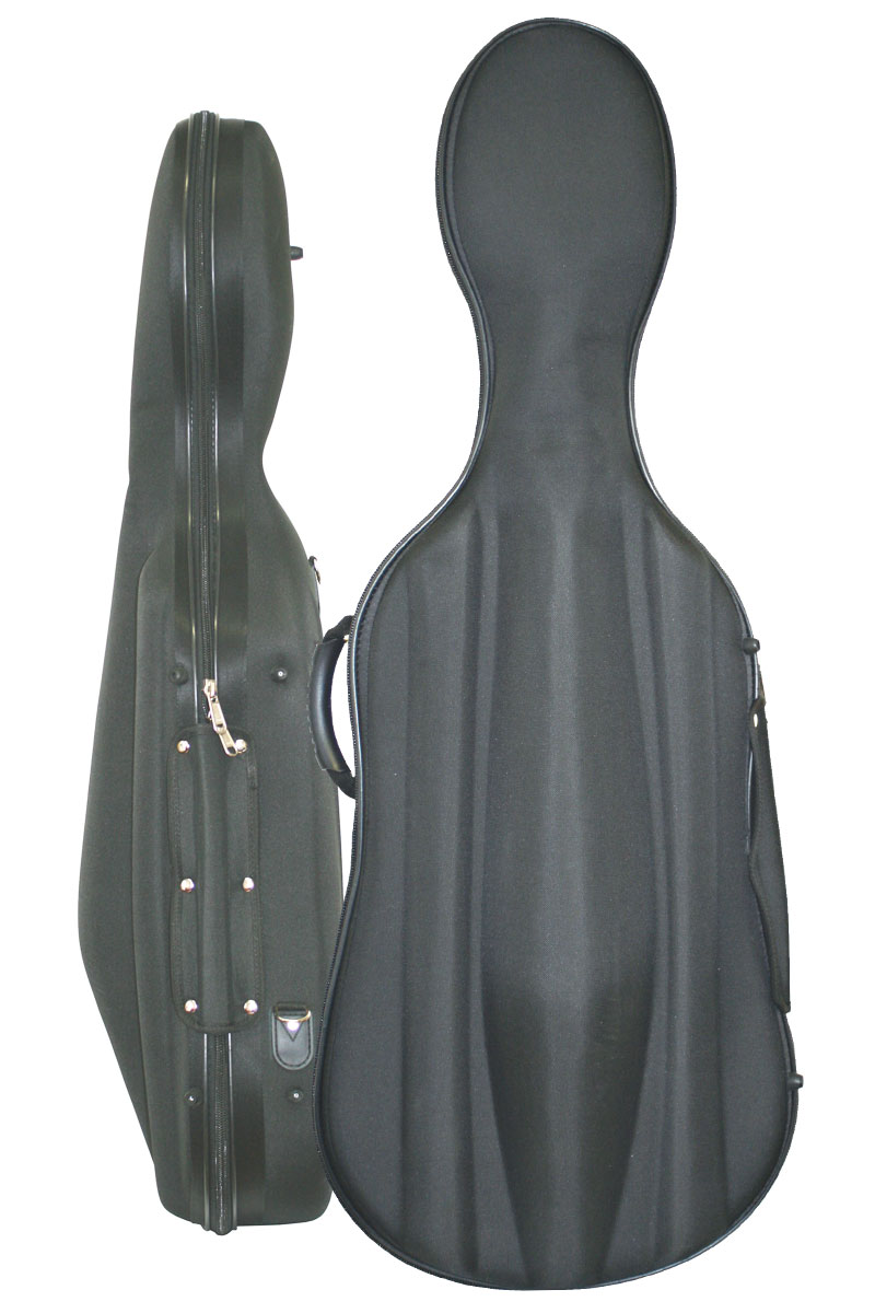 CC010 Semi-Rigid Cello Case