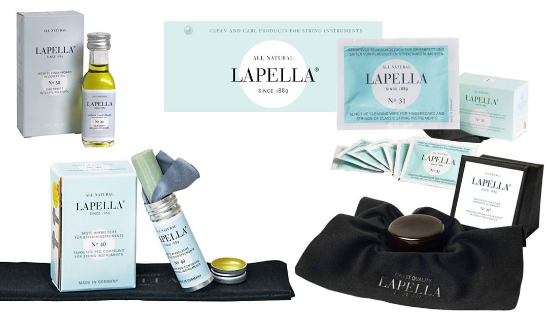 New Additions in Accessories from LAPELLA