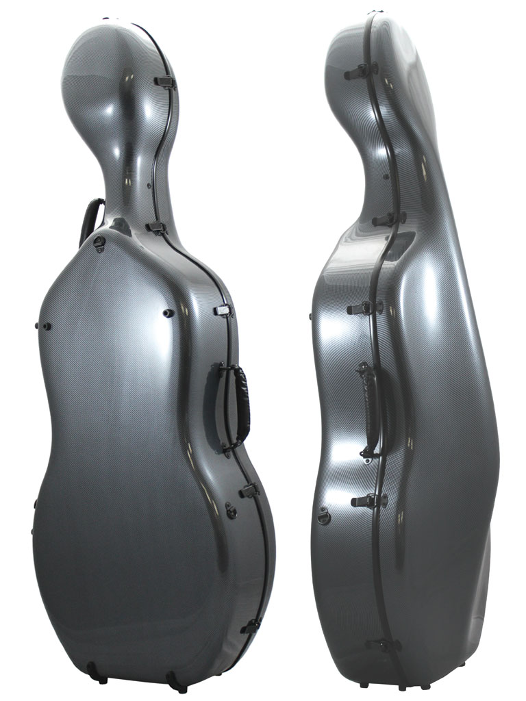 Orchestra Cello Case Light Anthracite