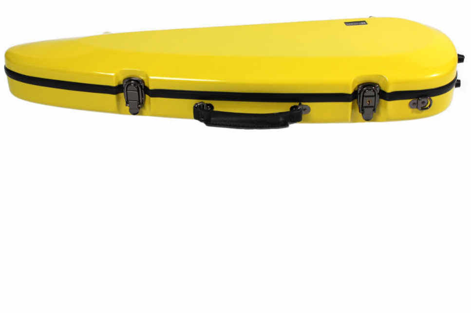 Sinfonica Violin Case Yellow