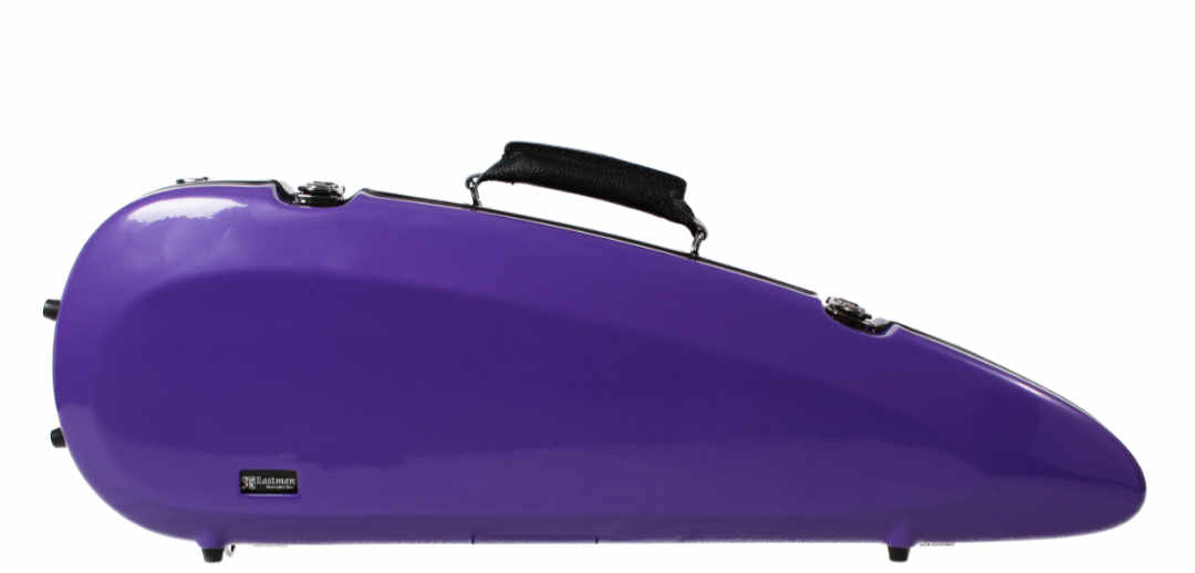 Sinfonica Violin Case Purple