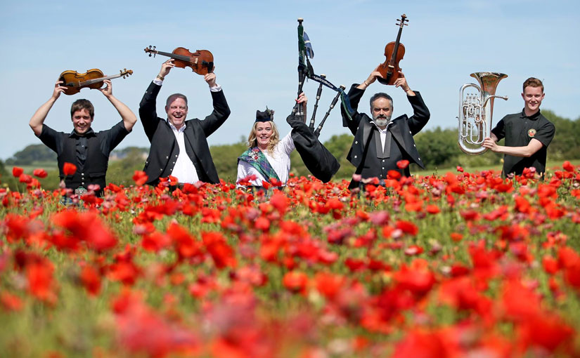 Play for Peace: A Concert for Cooperation