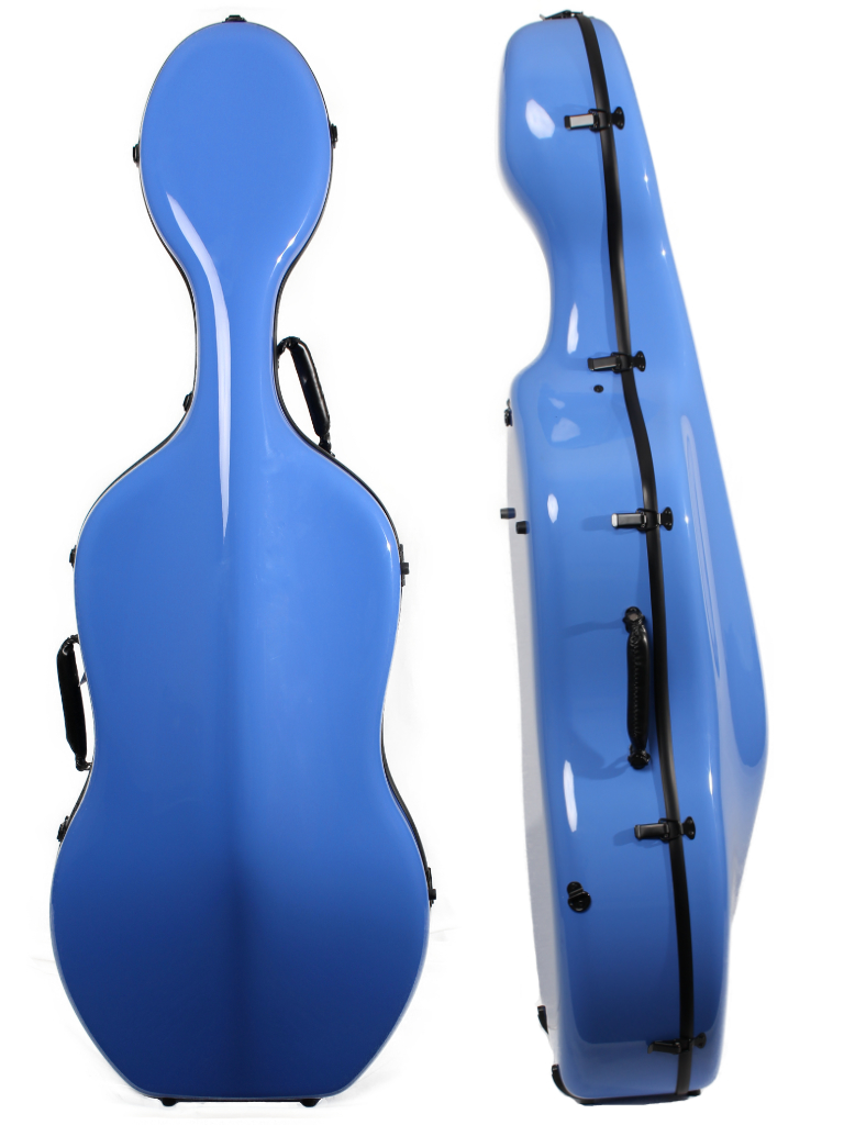 Orchestra Cornflower Blue Cello Case