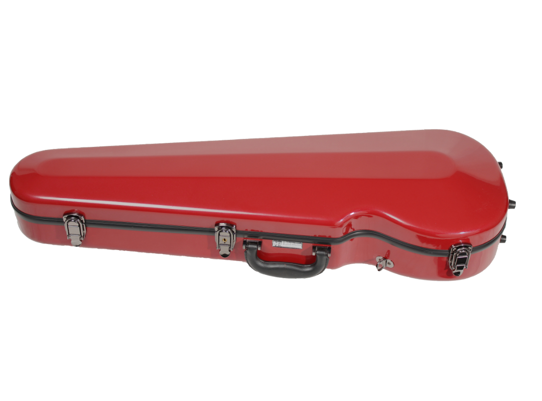 Sinfonica Cherry Red Viola Case