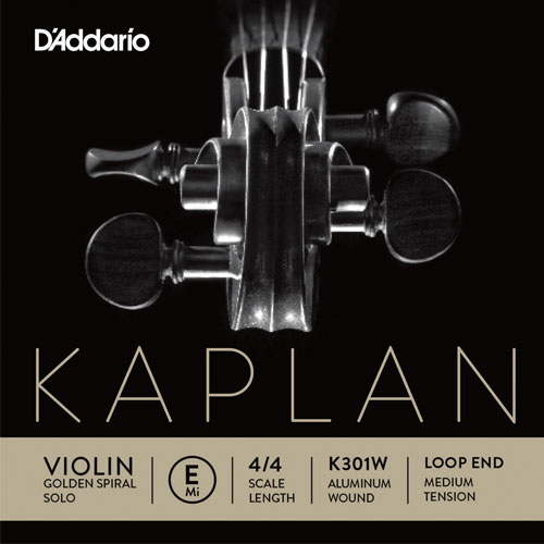 D'Addario Kaplan Golden Spiral