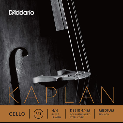 D'Addario Kaplan Cello