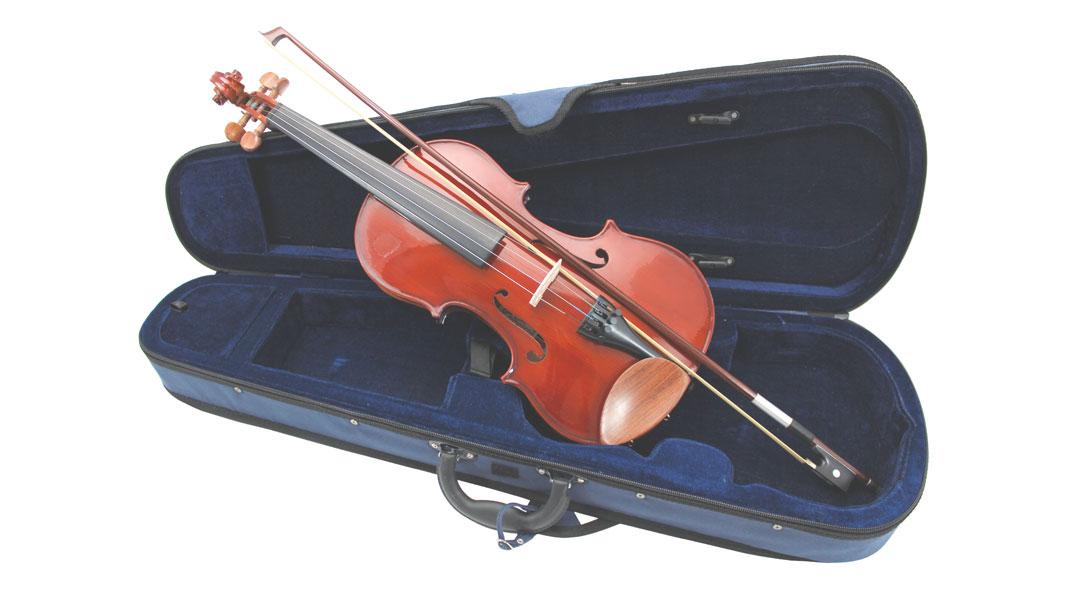 Primavera 90 Violin Open Outfit