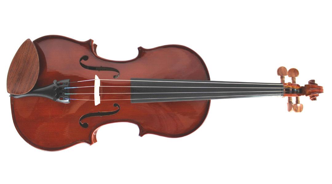 Primavera 90 Violin Front View