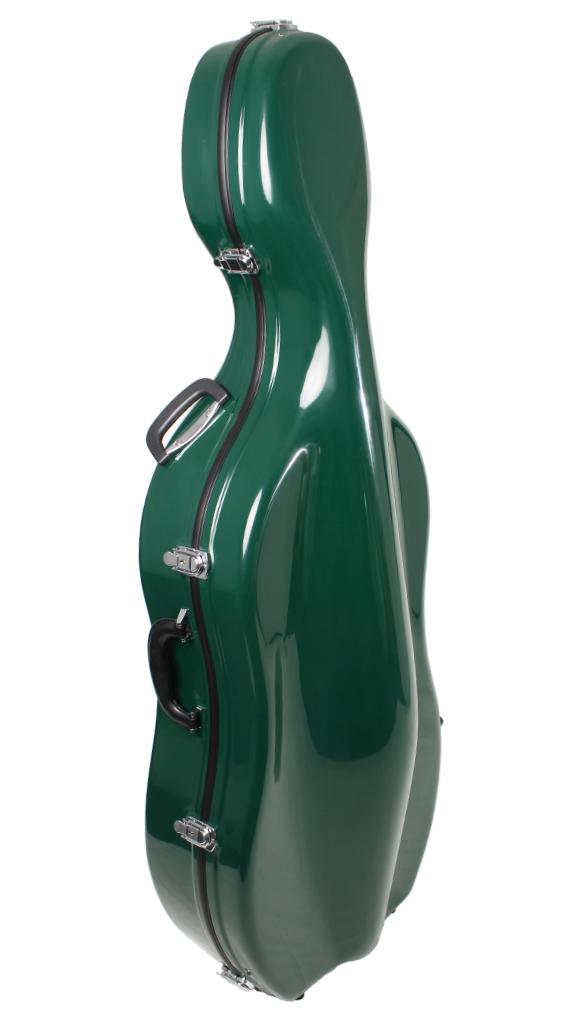 Sinfonica Cello Green Case