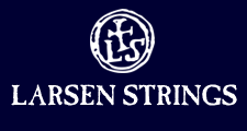 Larsen Strings Logo