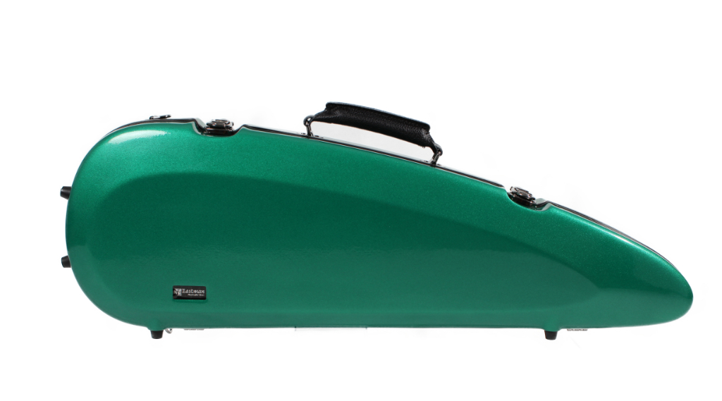 Sinfonica Violin Case Emerald Green
