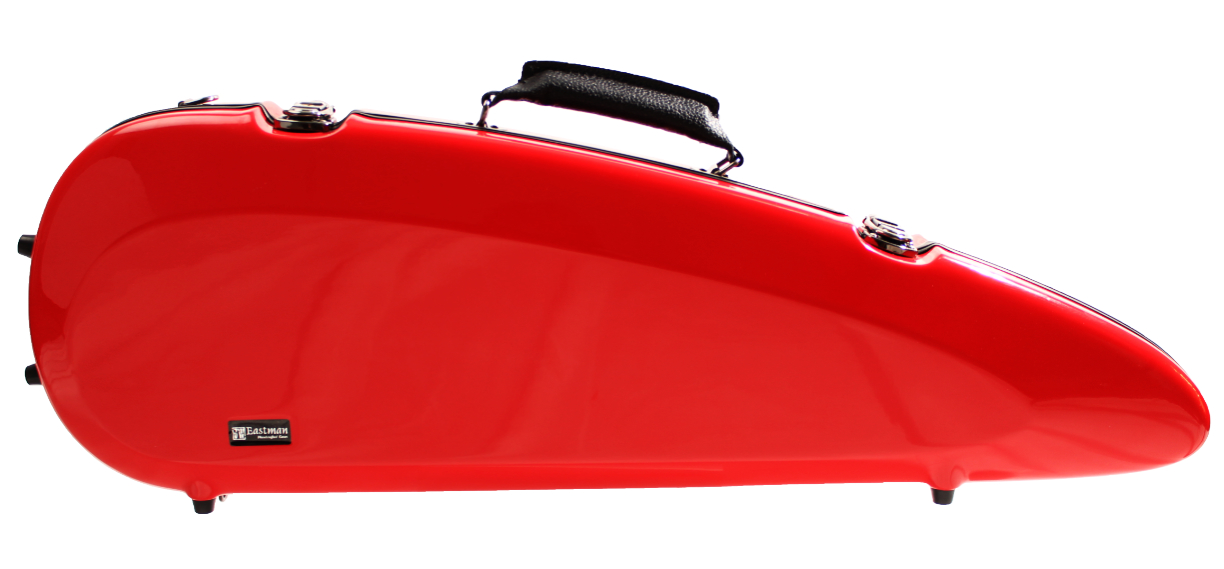 Sinfonica Violin Case Red
