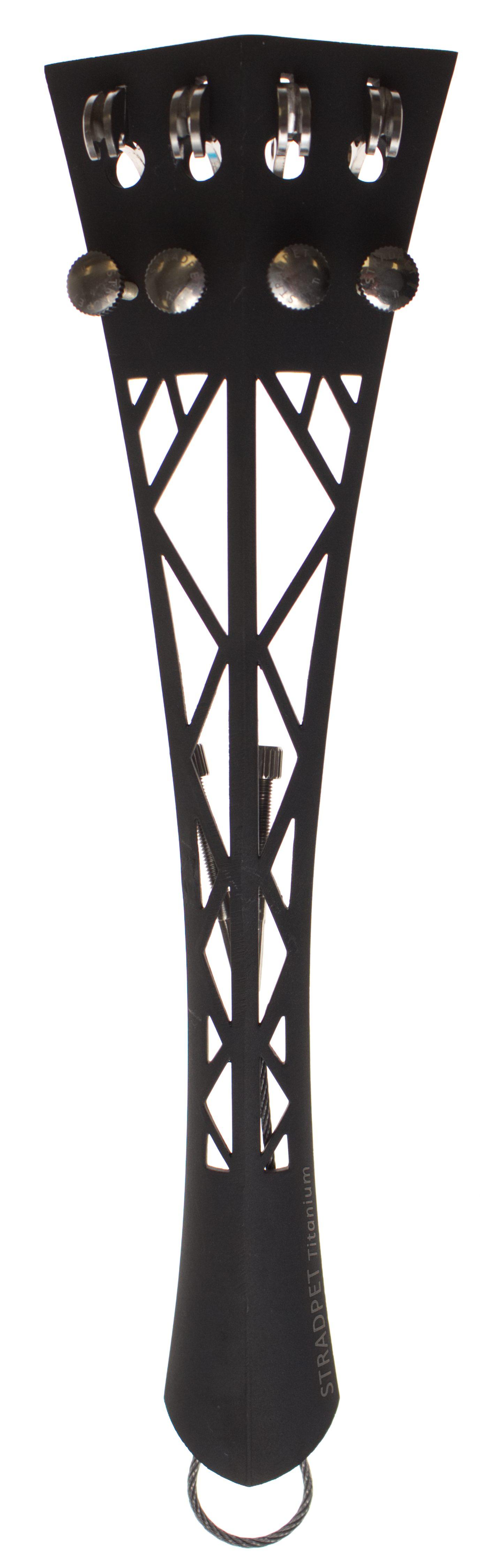 Stradpet Titanium Cello Tailpiece