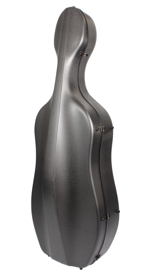 K3 Matt Black Super Light Cello Case
