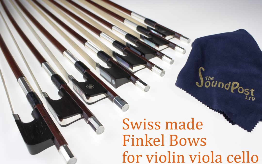 A New Range Of Swiss Bows