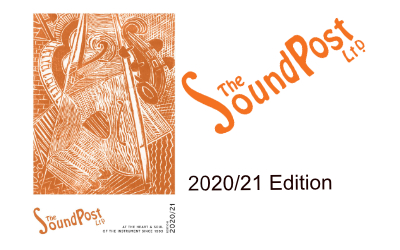 The Sound Post New Catalogue 2020-21…Hot off the press!