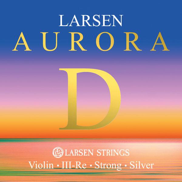 Aurora Violin D Silver
