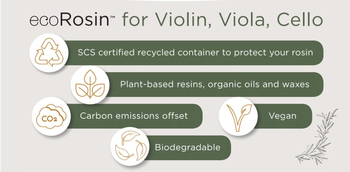 Leatherwood ecoRosin Sustainably Sourced